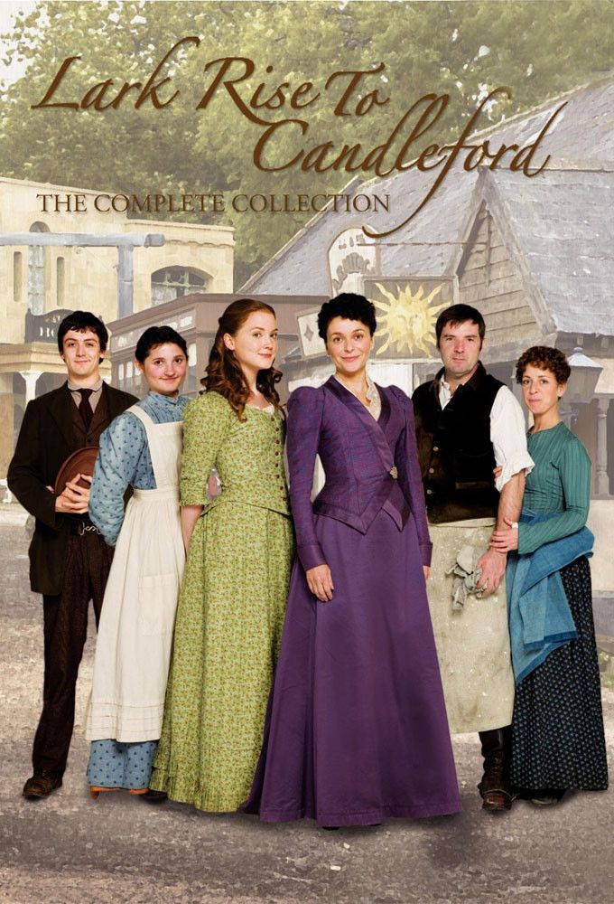 Lark Rise to Candleford is a British television costume drama series, adapted by the BBC from Flora Thompson's trilogy of semi-autobiographical novels about the English countryside, published between 1939 and 1943. The first episode aired on 13 January 2008 on BBC One and BBC HD in the UK. In the US, the series began airing on select PBS stations in the spring of 2009. A third series began airing in the UK on 10 January 2010. The fourth and final series began on 9 January 2011 on BBC One…