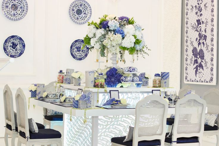 Table Styling by Amarillis. A Creative Collaboration with Sango Ceramics!