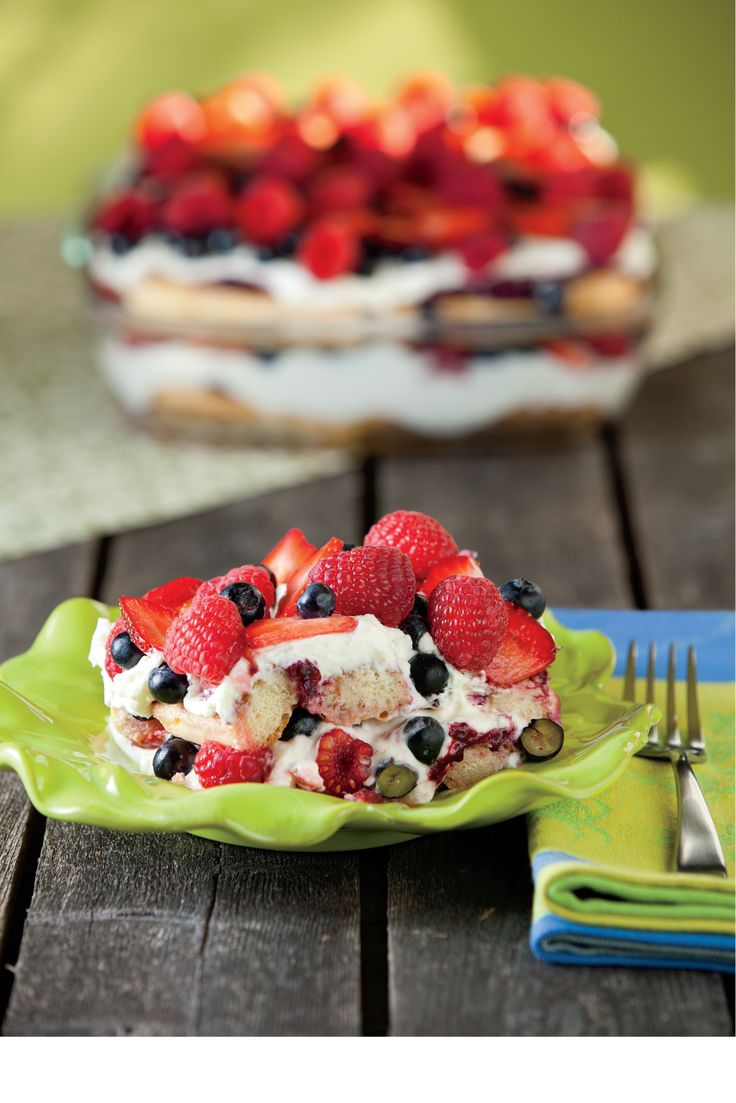 Very Berry Tiramisù from Save Mart