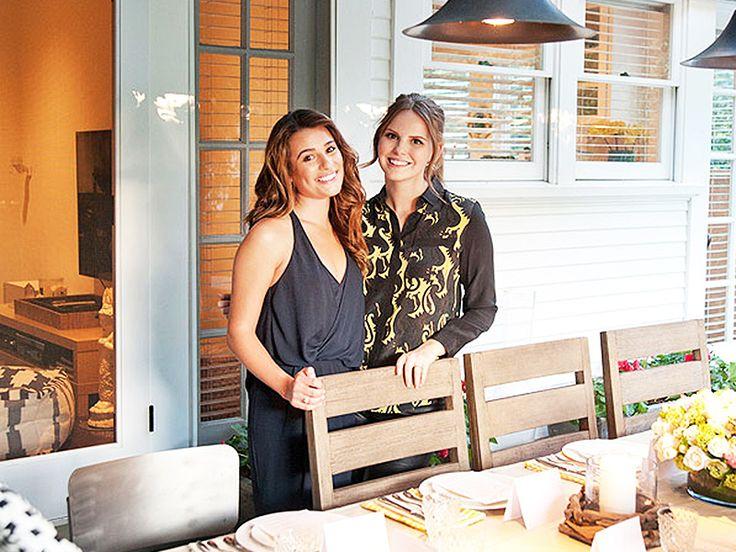 Lea Michele's Decadent Birthday Dinner Menu via @MyDomaine