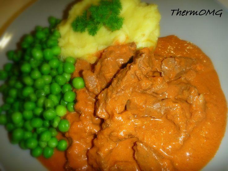 Beef Stroganoff — ThermOMG
