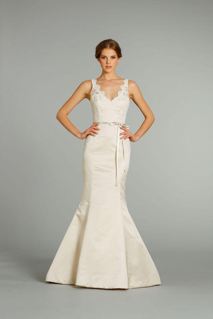 Amazing Simple Linen Wedding Dress Dress11
