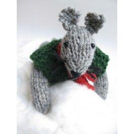 Souris à tricoter CHRIS