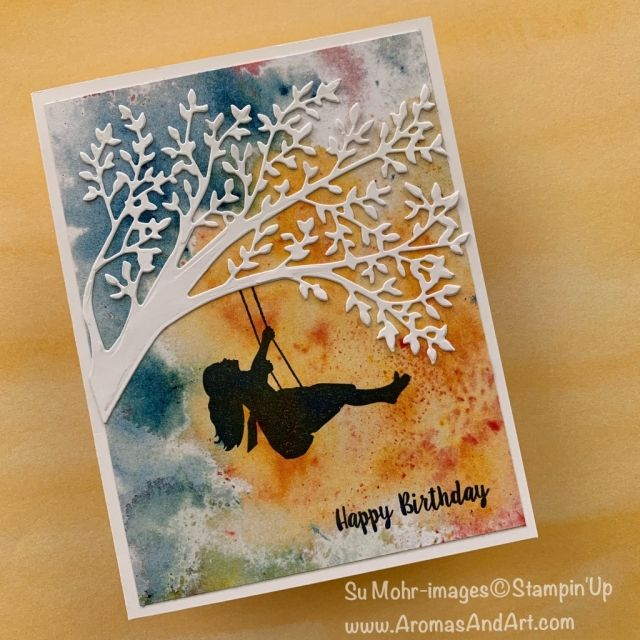 Stampin' Up! - Decorative Stamps, Handmade Cards