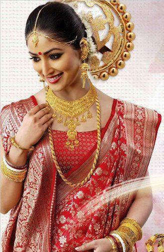 Yami Gautam in bridal
