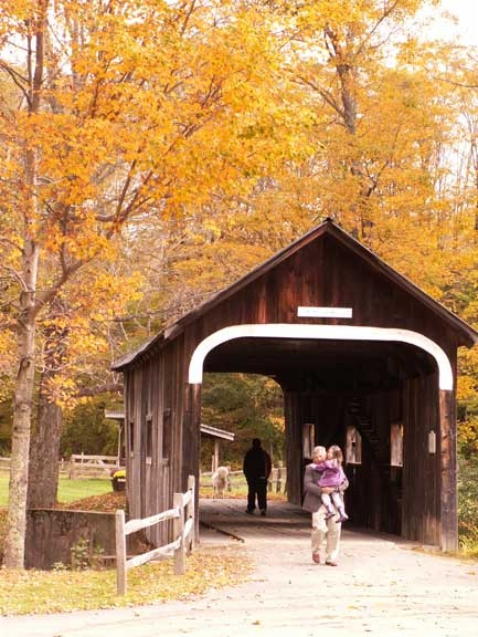 Grafton Covered Bridge, Vermont