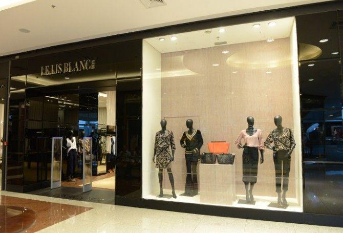 LE Lis Blanc Deux   Shopping Anália Franco