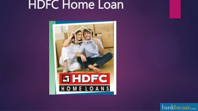 HDFC Bank-HDFC (Housing Development Finance Corporation Ltd.) is a market leader in housing finance in.