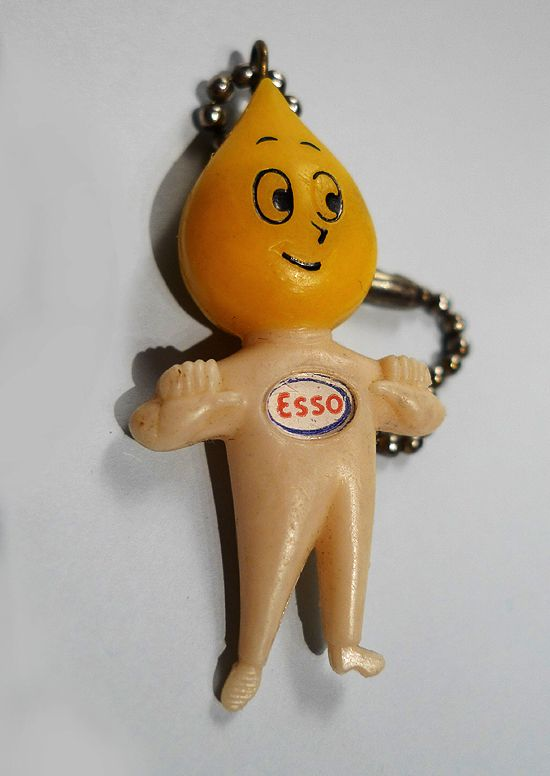 Dum Dum Dum Dum, Esso Blue . . . Oh my mam had one of these as a key ring - I can even remember the words from the TV ad! - CW