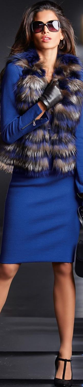 blue.quenalbertini: Madeleine Fur Vest | LOLO