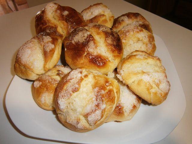 La Cocina de la Abuela: Bollo suizo casero, pan de leche tradicional.