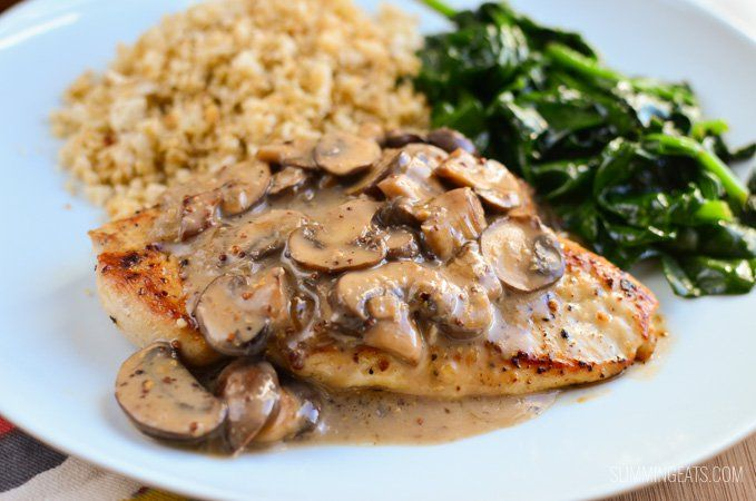 Tender Chickenwith Creamy Mushroom Sauce, you can't get much better than that. Most creamy sauces involve dairy of some sort. So when you think dairy free, you think oh no you can't possibly create a creamy sauce – wrong!! You can and this sauce is amazing. I had to do a stint of dairy and...Read More »