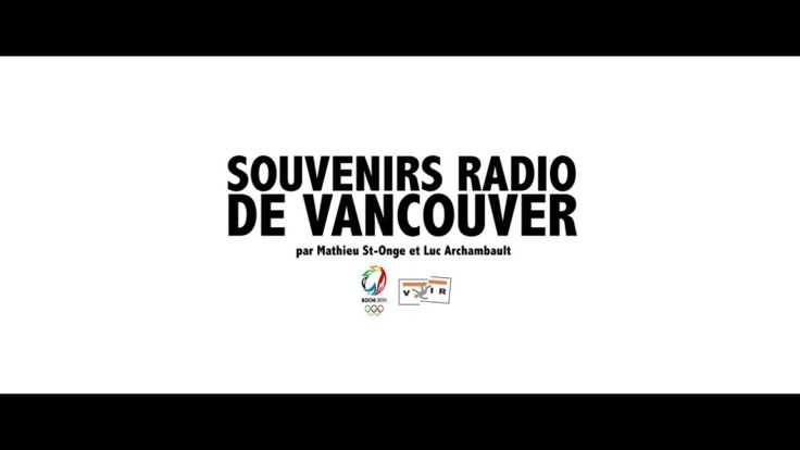 Le programme À Nous le Podium, la construction de condos sur les territoires autochtones, Garou qui fausse… un petit rappel des Jeux Olympiques de Vancouver à travers des capsules radiophoniques humoristiques de Vidons-la don' la question diffusées en 2010.