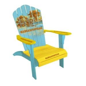 Jimmy Buffett Adirondack Chair