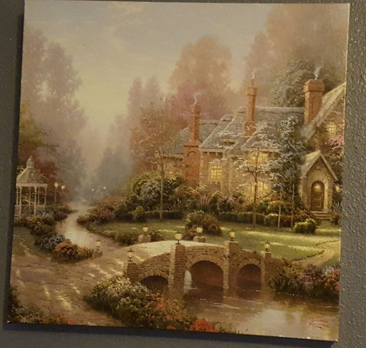 14 best art in our personal collection images on Pinterest Thomas - new certificate of authenticity painting