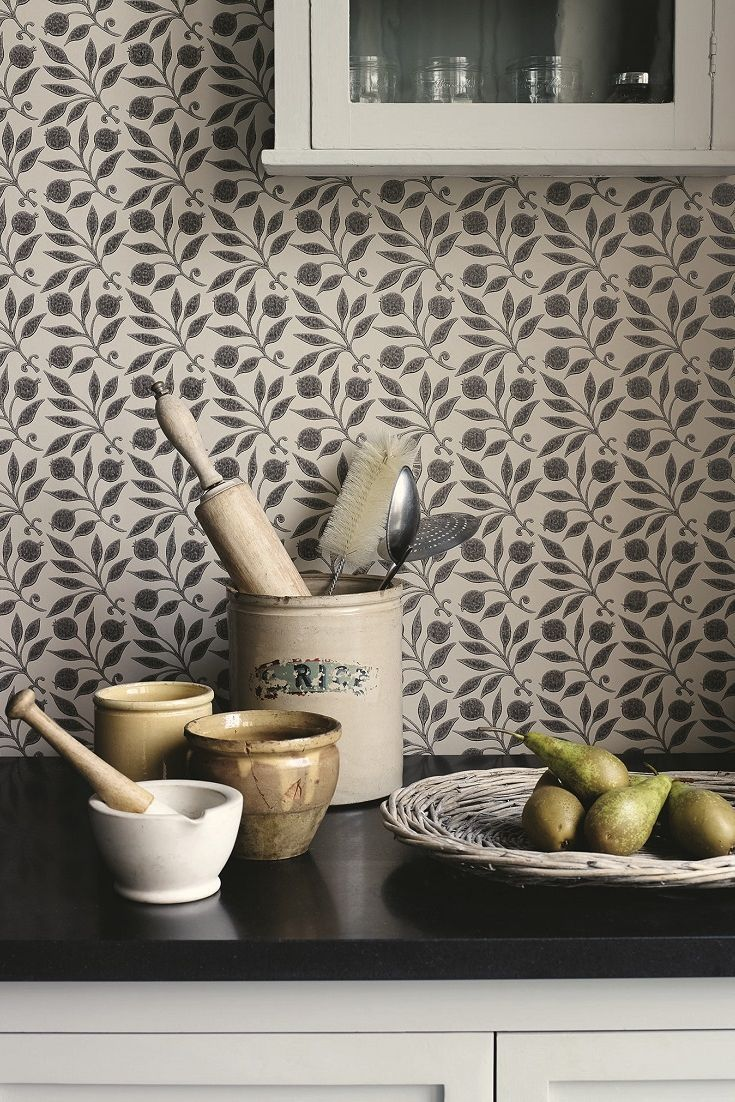 Find This Pin And More On Kitchen Wallpaper Ideas By Wallpaperdirect.
