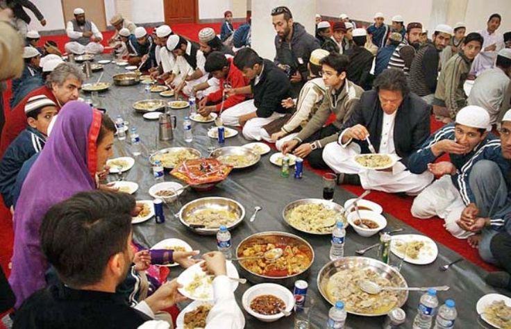 Imran Khan & Reham Khan's Walima Ceremonies Images