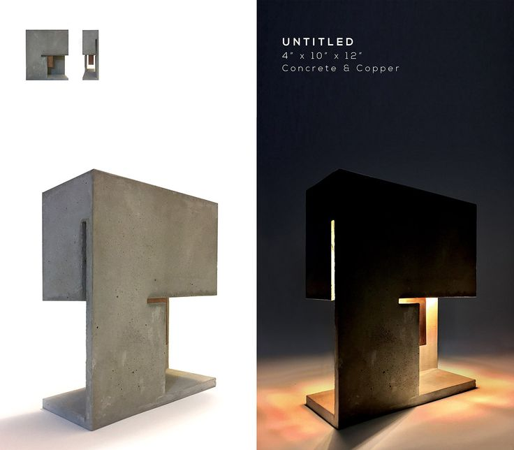 1:2:4 - Light and Concrete on Behance