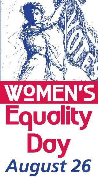 Celebrating 19th Anniversary Logo Confetti Balloons Red: 13 Best Women's Equality Day Images On Pinterest