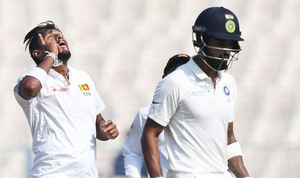 India vs Sri Lanka LIVE stream: How to watch Test match cricket online and on TV