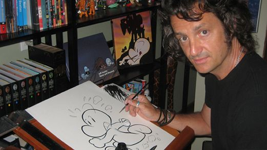 Jeff Smith, the cartoonist prodigy behind Bone, RASL, and Tuki Save the Humans, unveils his favorite comics of 2013.
