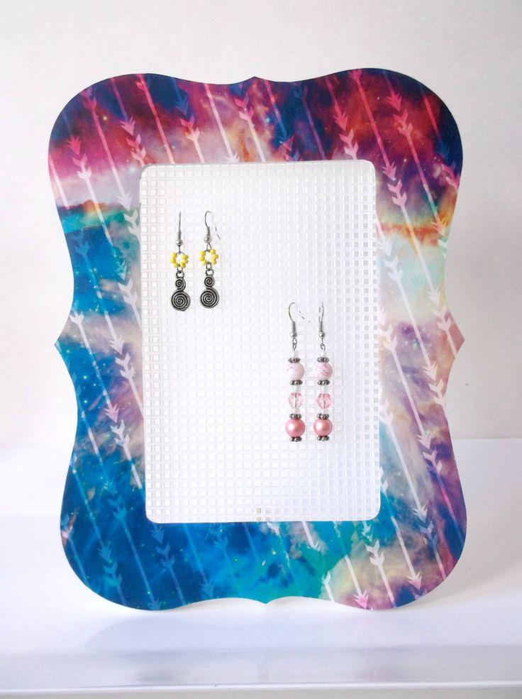 25+ unique Stud earring storage ideas on Pinterest | Stud ...