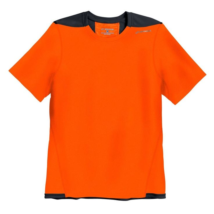 REV SS III - Vá ainda mais longe e mais rápido com a nova t-shirt BROOKS REV SS III...