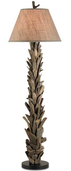 49 best bois flott images on pinterest driftwood ideas driftwood floor lamp beach decor coastal home decor nautical decor tropical island aloadofball Choice Image