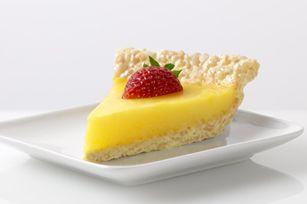rice krispies crust!: Fun Recipes, Crispy Lemon, Pies Crusts, Jello Recipes, Pies Recipe, Marshmallows Crispy, Lemon Pies, Gluten Free, Rice Krispie