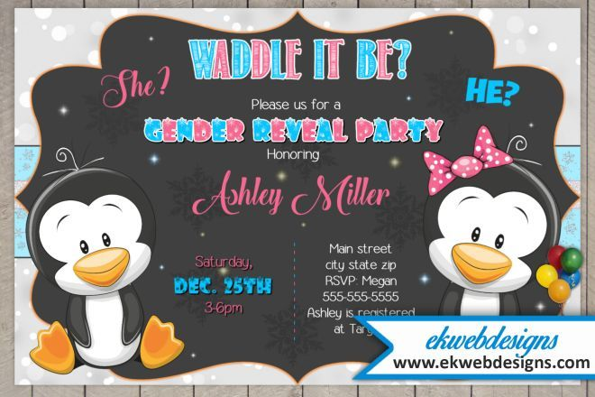 Best 25+ Penguin baby showers ideas on Pinterest | Penguin party, Baby girl shower decorations ...