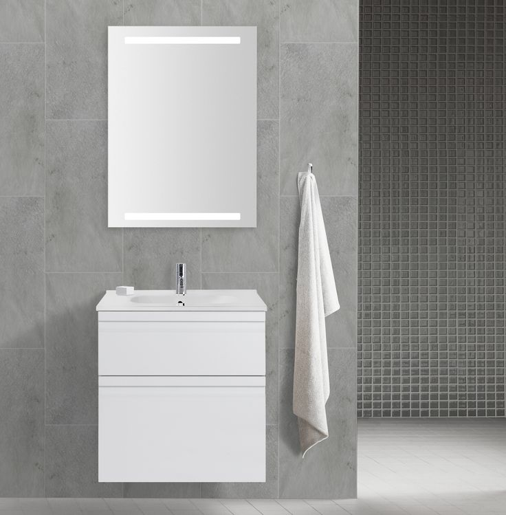New deep drawer vanity option - 33% more space for the same price.