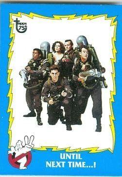 Ghostbusters trading card 2013 Topps Seventy Fifth #92 Sigourney Weaver Bill Murray Dan Akroyd @ niftywarehouse.com #NiftyWarehouse #Ghostbusters #Movie #Ghosts #Movies #Film