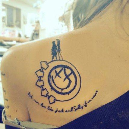 18 ideas tattoo music sleeve nightmare before christmas