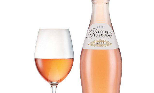 The Exquisite Collection Cotes de Provence Rose, 2016, won the Great Value Rosé under $10 at the International Wine Challenge and earned a silver medal. The wine cost $8 at Aldi.