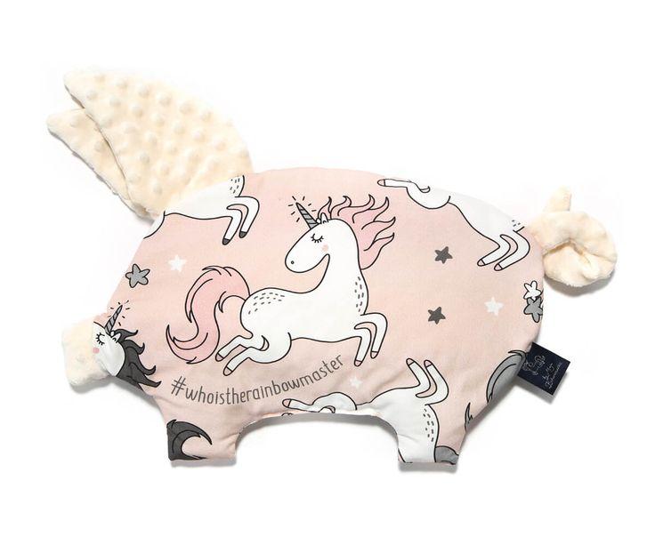 Sleepy Pig Sugar Unicorn μαξιλαράκι ύπνου για νεογέννητα