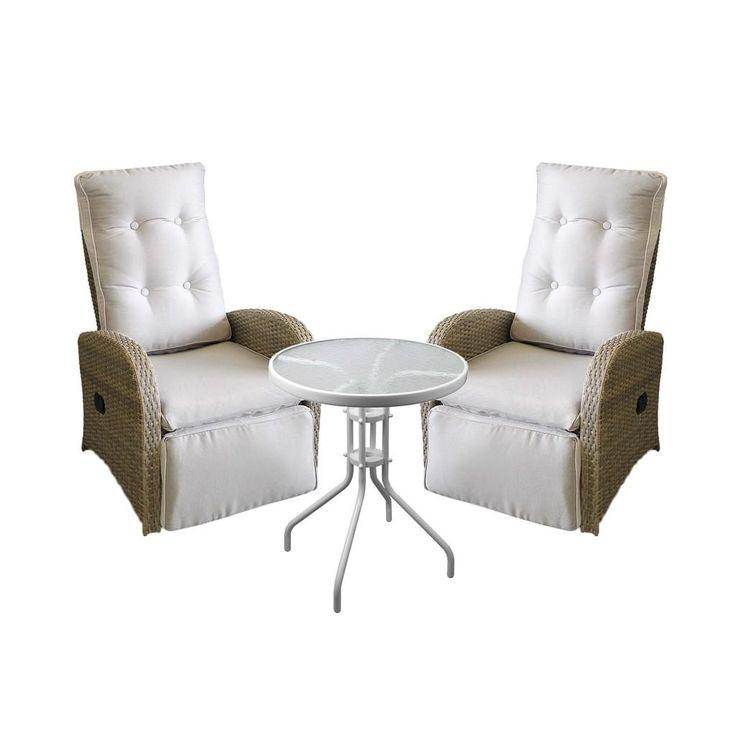 Die besten 25+ Gartenmöbel rattan grau Ideen auf Pinterest graue - garten loungemobel anthrazit