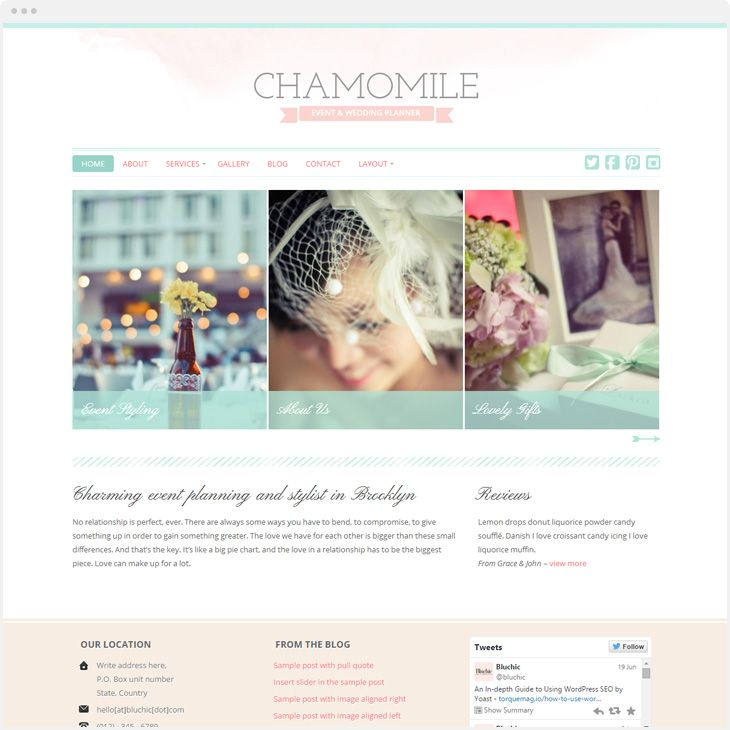 63 best ✏ Awesome WordPress Themes images on Pinterest