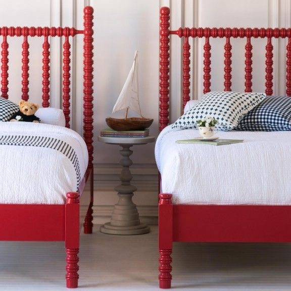 Harriett Spindle Child S Bed Low