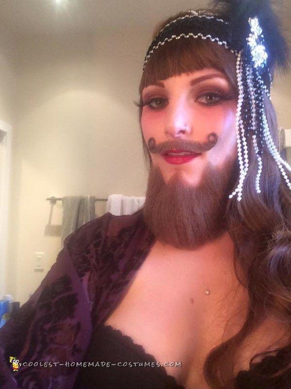 Bearded Lady Costume