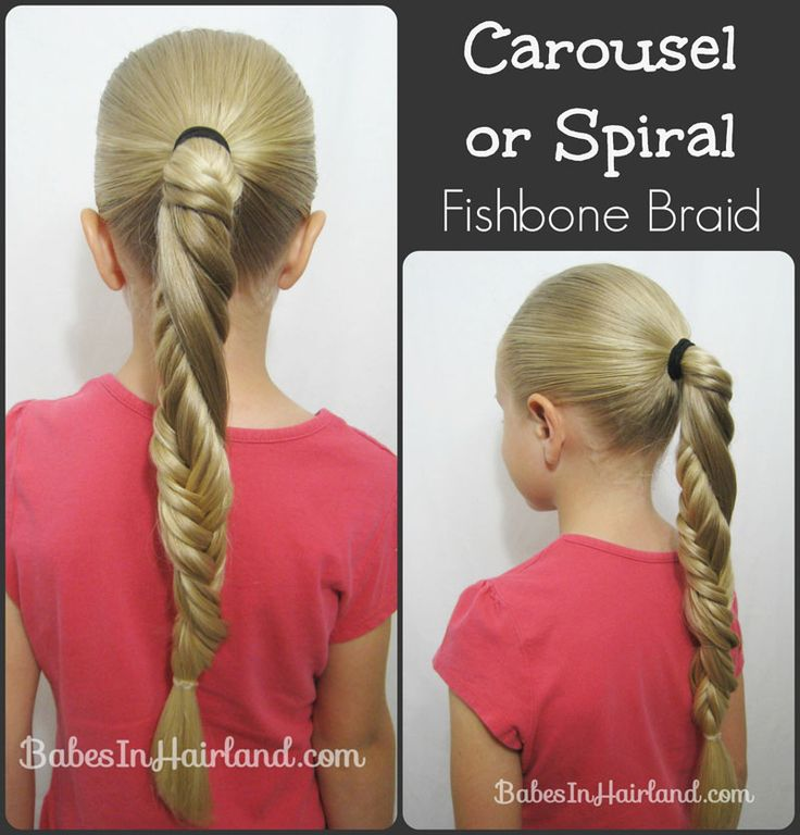 fishbone braid instructions - photo #33
