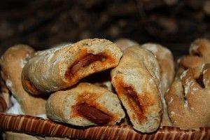 Chouriço Bread (Pão com Chouriço)
