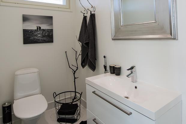 21 Omatalo Meriharakka - WC @ Loma-asuntomessut Kalajoella