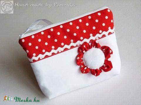 Vintage  táska, pénztárca, neszeszer (pannika) - Meska.hu