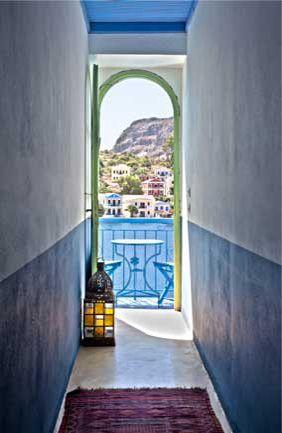 GREECE CHANNEL | #Kastelorizo , #Greece http://www.greece-channel.com/