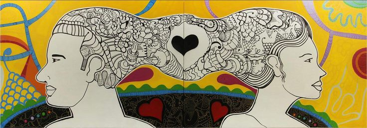 Rui Amaral: Artista plástico multimídia e ativista cultural, é um dos pioneiros do movimento do grafite brasileiro.