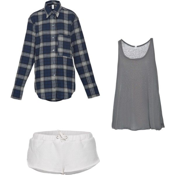 """SI-MI www.si-mi.pl SET!"" by simiclothes on Polyvore #simi #set #style #grunge #punk #fashion #plaid #polyvore"