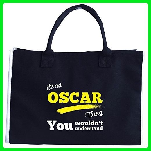 Its An Oscar Thing You Wouldnt Understand - Tote Bag - Top handle bags (*Amazon Partner-Link)