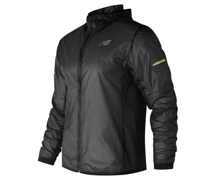 Ultra Light Packable Jacket, Black