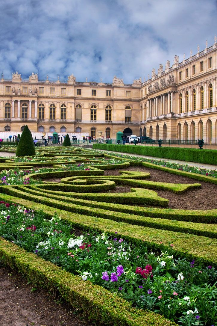 281 best versailles france images on pinterest palace for Garden design versailles