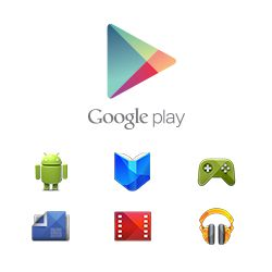 Google Play Contenidos Digitales